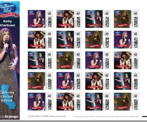 Buy Your American Idol Stamps Today!