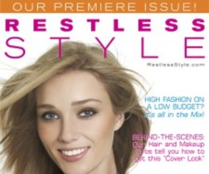 The First Issue of Restless Style