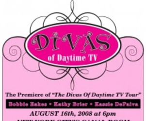 Get Ready for the Divas of Daytime TV Tour!