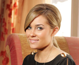 Lauren Conrad Discusses Sex Tape Rumors