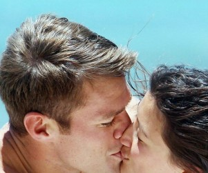 Andy Baldwin, Tessa Horst Show the World Their Love