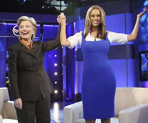 Hillary Clinton Wants to Appear on Dancing With the Stars