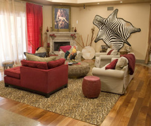 A Look Inside the Flavor of Love House