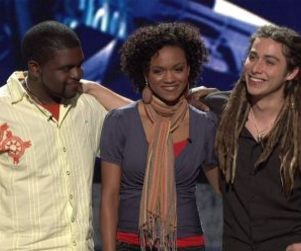 Chikezie Eliminated on American Idol