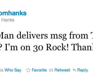 Tom Hanks to Appear on 30 Rock