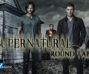 "Supernatural Round Table: ""Reading is Fundamental"""