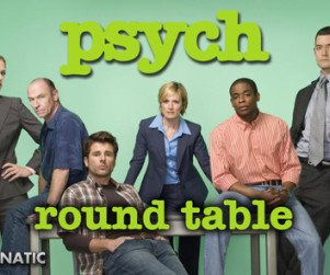 Psych Round Table: Comic-al!