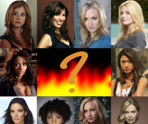 Who is TV's Sexiest Female Sidekick?