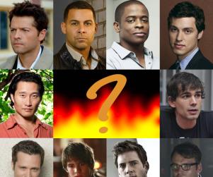 Who is TV's Sexiest Male Sidekick?