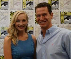 TV Fanatic Staff Selection: Caroline for Sexiest Sidekick!