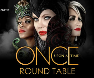 "Once Upon a Time Round Table: ""Queen of Hearts"""