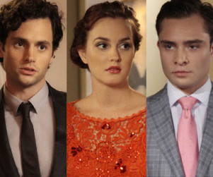 Kissing Leighton: Gossip Girl Co-Stars Weigh in on Love Triangle