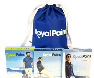Royal Pains Giveaway: DVDs, Gift Card!