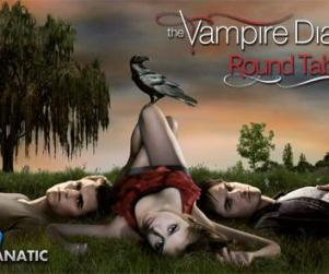 "The Vampire Diaries Round Table: ""What Lies Beneath"""