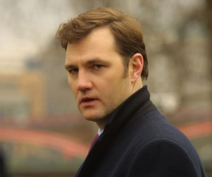 David Morrissey Cast as The Governor on Season 3 of The Walking Dead