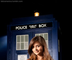 Jenna-Louise Coleman Cast as New Doctor Who Companion