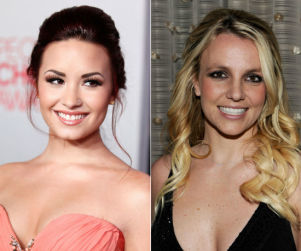 Britney Spears and Demi Lovato: Confirmed for The X Factor!