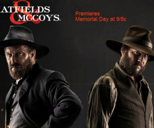 Hatfields & McCoys Makes Cable Ratings History
