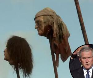 Game of Thrones Creators Apologize for Decapitated George W. Bush Prop