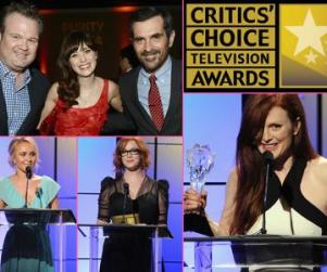 Critics' Choice Television Award Winners Include Homeland, Community and More