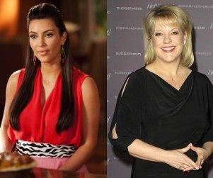 Kim Kardashian and Nancy Grace Book Returns to Drop Dead Diva