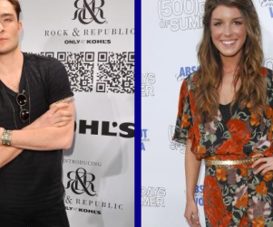 Tournament of TV Fanatic: Ed Westwick vs. Shenae Grimes!
