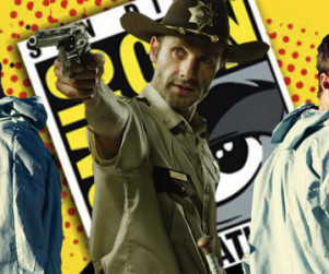 Comic-Con Coverage: Where Will TV Fanatic Be?