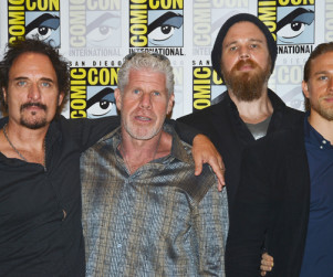 Sons of Anarchy at Comic-Con: Gemma vs. Tara, Jax vs. Clay, Tig vs. Sanity
