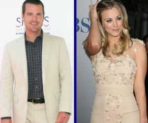 Tournament of TV Fanatic: Chris O'Donnell vs. Kaley Cuoco!