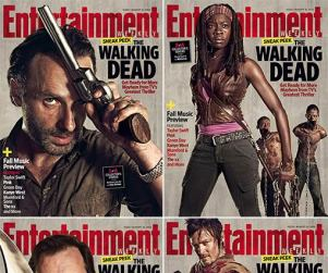 The Walking Dead to Converge Communities on Season 3