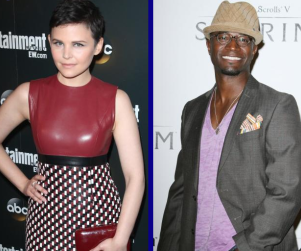 Tournament of TV Fanatic: Ginnifer Goodwin vs. Taye Diggs!