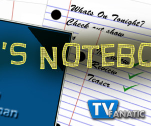 Jim's Notebook: Open to Law & Order SVU, Louie and Go On