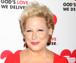 Bette Midler to Make Cameo on Glee?