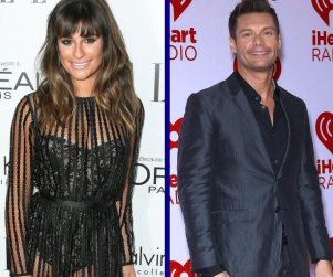 Tournament of TV Fanatic: Lea Michele vs. Ryan Seacrest!
