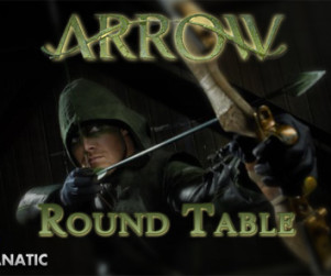 "Arrow Round Table: ""Birds of Prey"""