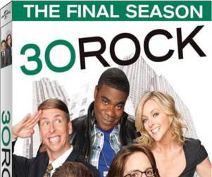 30 Rock Season 7 DVD Review: Features and Funny Bones