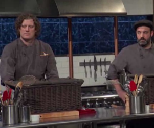 Chopped Review: A Culinary Curveball