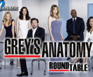 "Grey's Anatomy Round Table: ""Get Up, Stand Up"""
