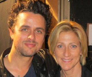 Billie Joe Armstrong and Rosie Perez to Guest Star on Nurse Jackie