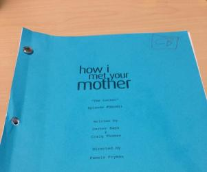 How I Met Your Mother Season Premiere to Be Titled...