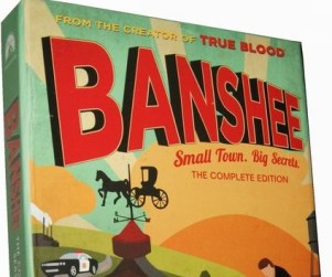 DVD Giveaway: Win a Cast-Signed Copy of Banshee!