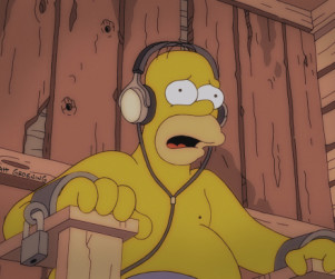 The Simpsons Review: Homer the Terrorist