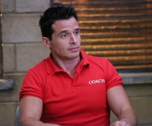 Castle Q&A: Antonio Sabato Jr. Warns of Scary Fun and Funky Hair