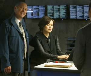 The Blacklist Review: Why Me?