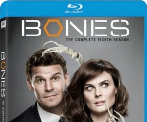 Bones Giveaway: Win Season 8 on Blu-ray!