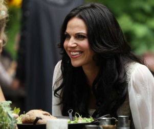 Once Upon a Time Q&A: Lana Parrilla on Regina's Love Life, Teaming with Emma and More!