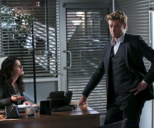 The Mentalist Review: The Hard Touch