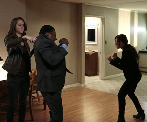 Person of Interest Review: Revolution