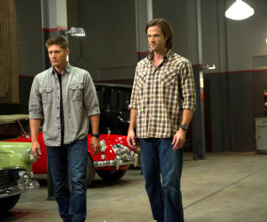 Supernatural Spoilers: Dogs, Ghosts and A Gas-N-Sip