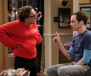 The Big Bang Theory Review: Something-Something on the Side